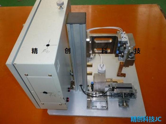 555 点焊机控制电路图